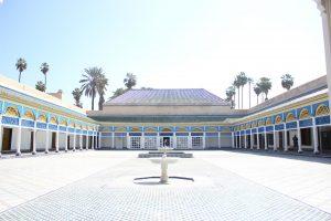 Orientalische Kunst Symmetrie